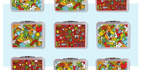 Babybel lunch box giveaway