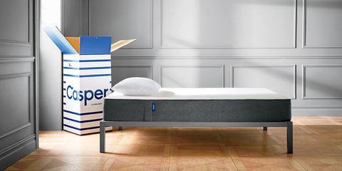 Casper mattress available at West Elm