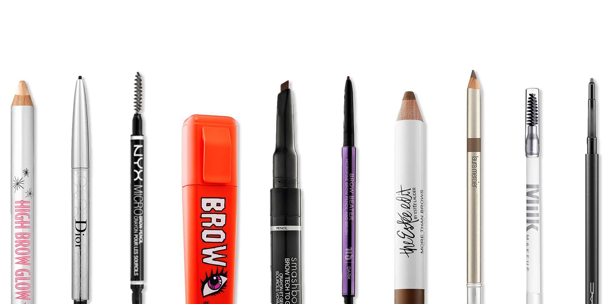 12 Best Eyebrow Pencils Of 2018 Brow Pencils And Brushes In Every
