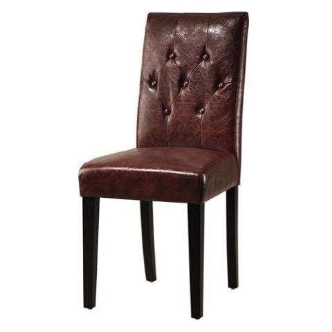 Astonishing 13 Best Leather Dining Room Chairs In 2018 Leather Side Beatyapartments Chair Design Images Beatyapartmentscom