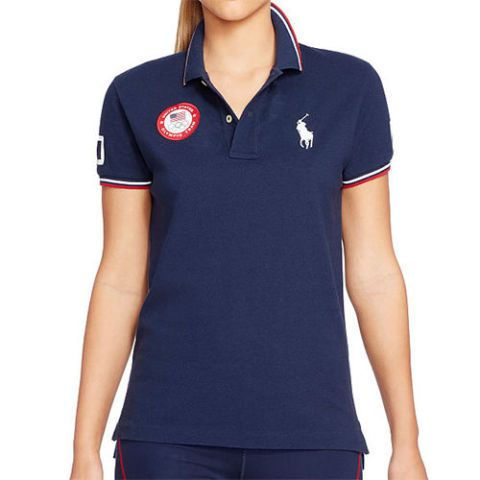 ralph lauren team usa olympics polo shirt