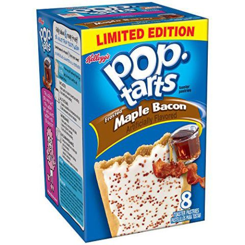 Frosted Maple Bacon Pop-Tarts