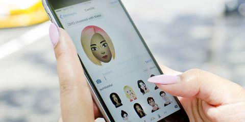 L'oreal beaumoji beauty emojis