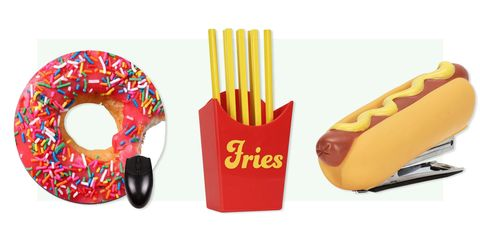 food desk accessories and office supplies