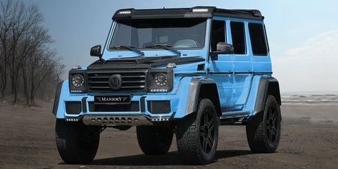 Mercedes Mansory G-Wagon