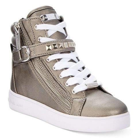 the best attitude bda99 a0dd9 Michael Kors Girls  Ivy Rory Sneakers