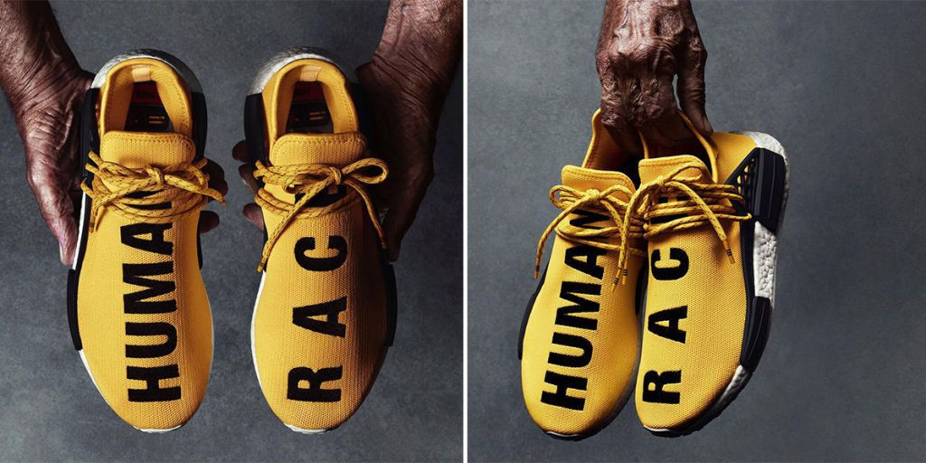 adidas nmd human race limited edition
