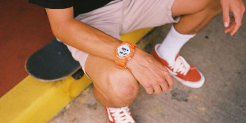 G-SHOCK and In4mation watch