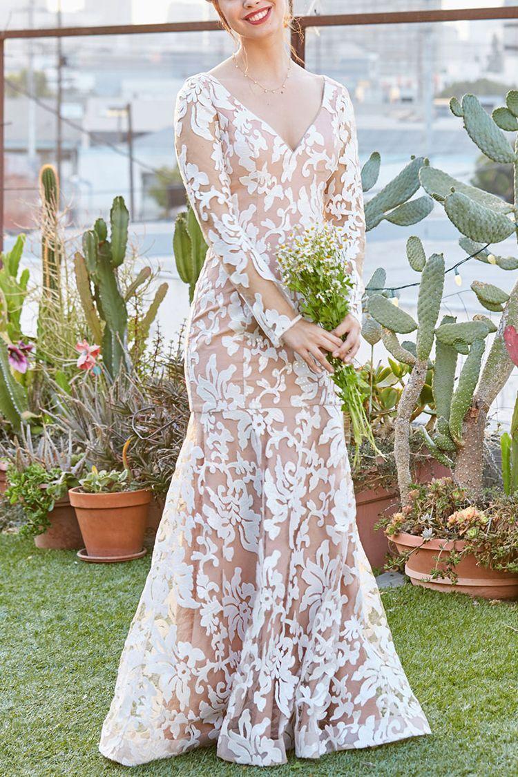 ff140af6c88 10 Best Unique Wedding Dresses in 2018 - Non Traditional Wedding Dresses