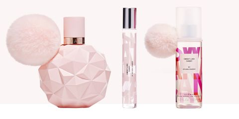 Ariana Grande Launches New Sweet Like Candy Perfume 2018
