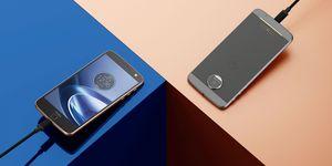 Lenovo Moto Z modular smartphone