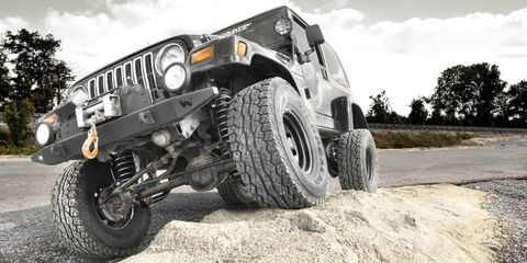 rough country jeep wrangler tj lift kit