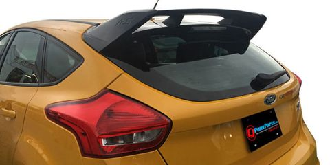 Ford Performance RS-Style Wing for Ford Focus