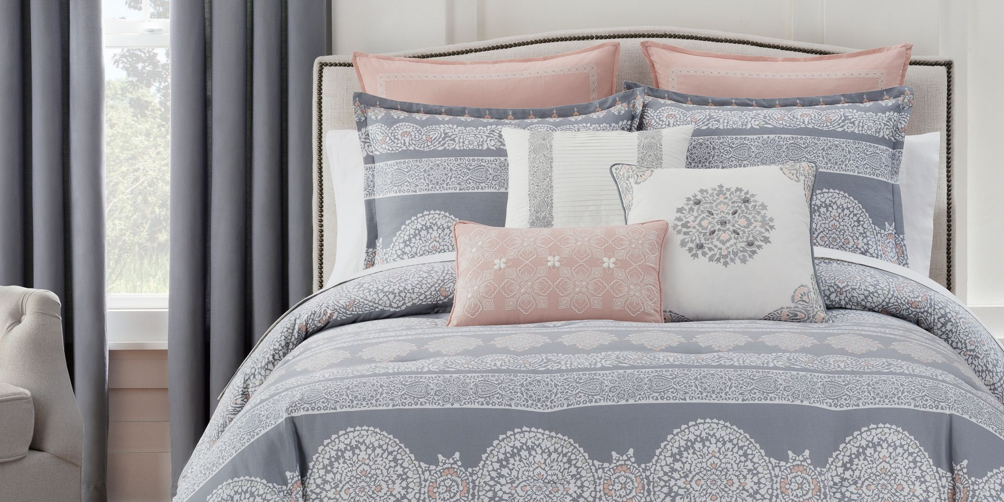 curtains comforters comforter bedspreads store discontinued collection home and jcpenney matelasse