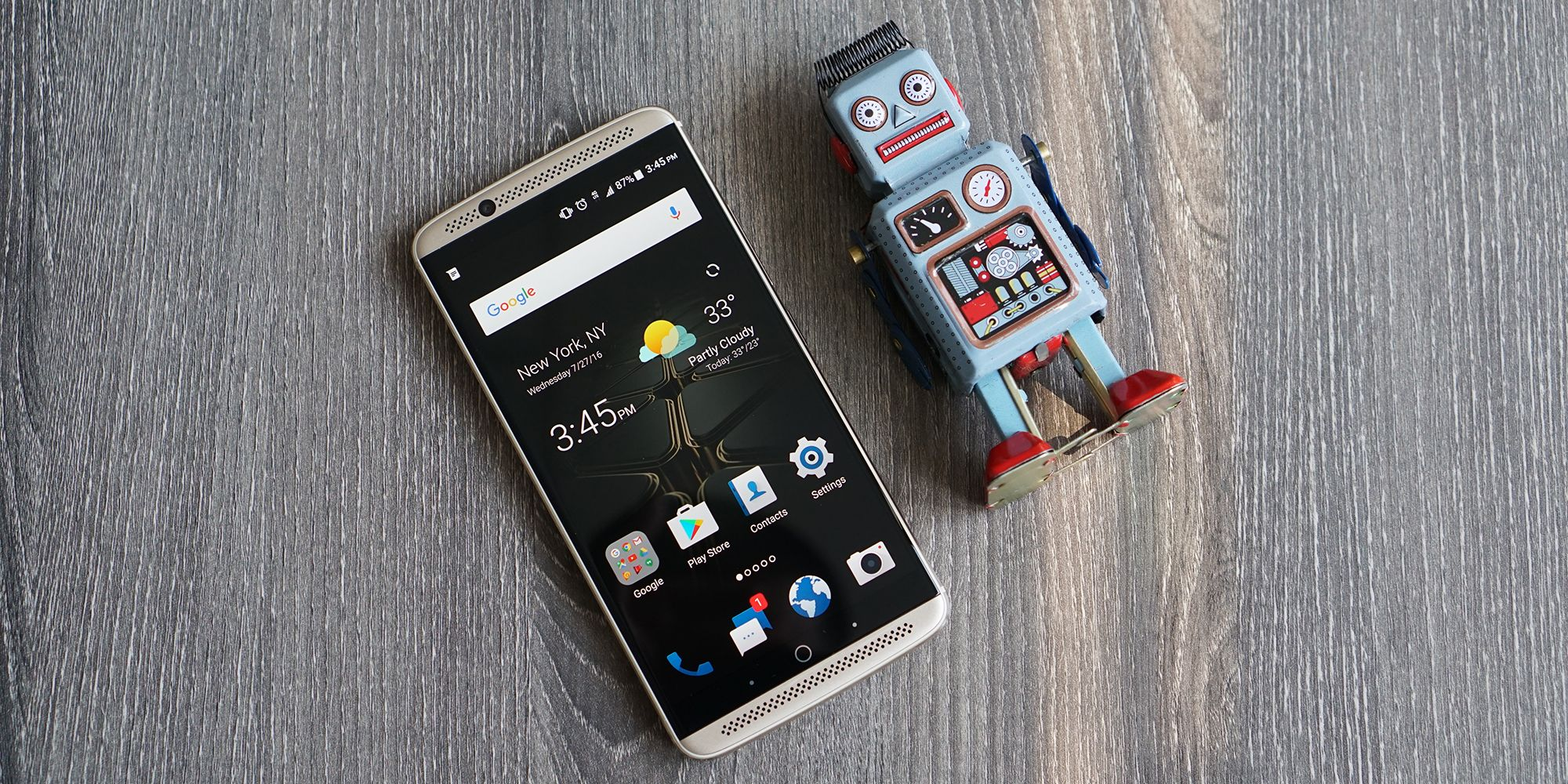 ZTE Axon 7 Smartphone Review 2018