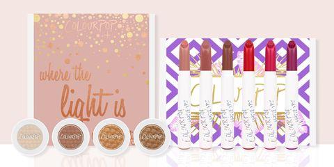 ColourPop cosmetics