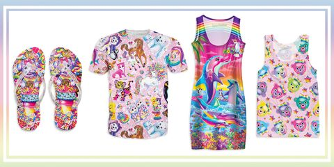 Lisa Frank clothing