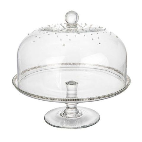 Dome Shaped Cake Stand