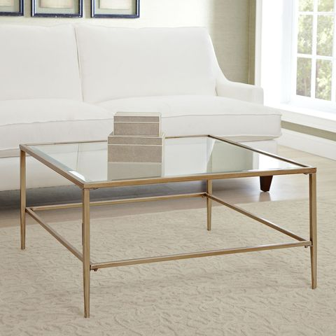 Emma Square Coffee Table