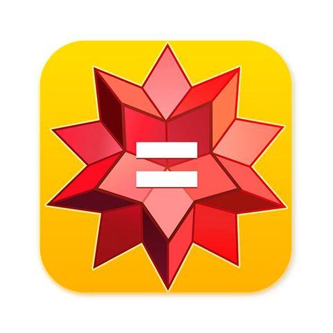 WolframAlpha app iOS