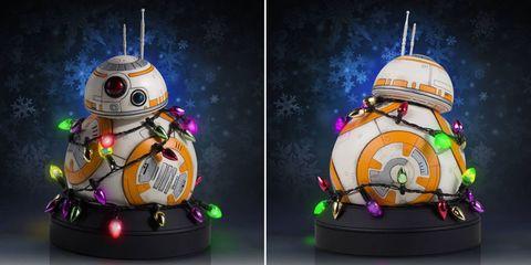 Star Wars BB-8 bust