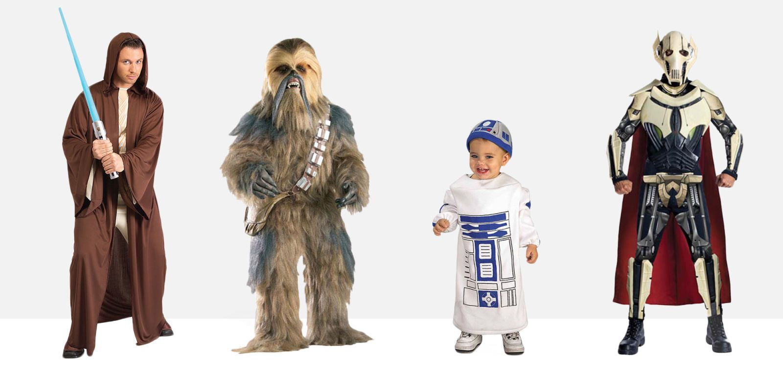 star wars group costume  sc 1 st  BestProducts.com & 30 Best Group Halloween Costumes for 2018 - Fun Group Costume Ideas ...