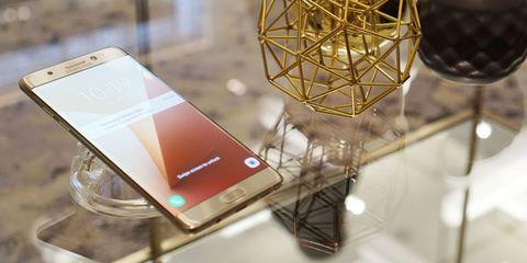 Samsung Galaxy Note7 promo