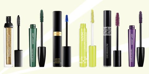 10 Best Color Mascaras Of 2018 Pink Green And Blue Colored Mascara