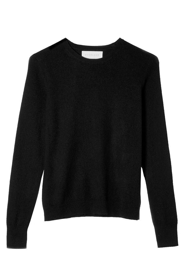 Everlane Cashmere Crewneck Sweater