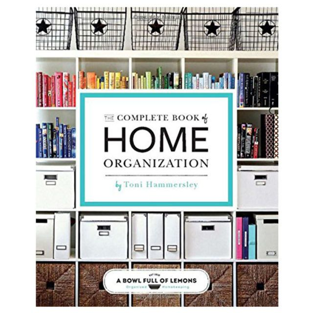 Charmant The Complete Book Of Home Organization: 200+ Tips And Projects