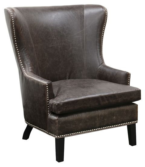 One Kings Lane Gaelle Wingback Chair