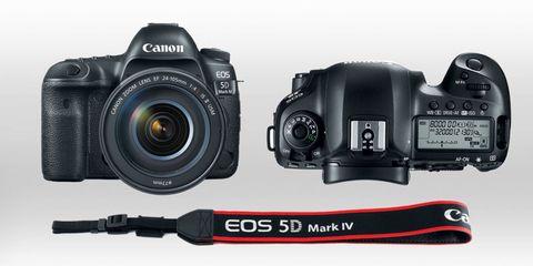 Canon Mark IV camera