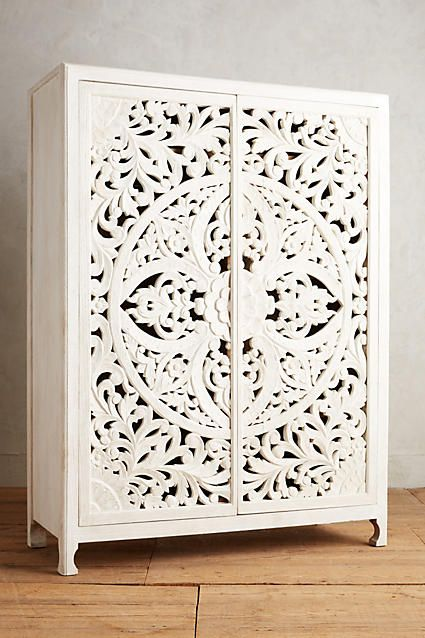 Anthropologie Lombok Armoire