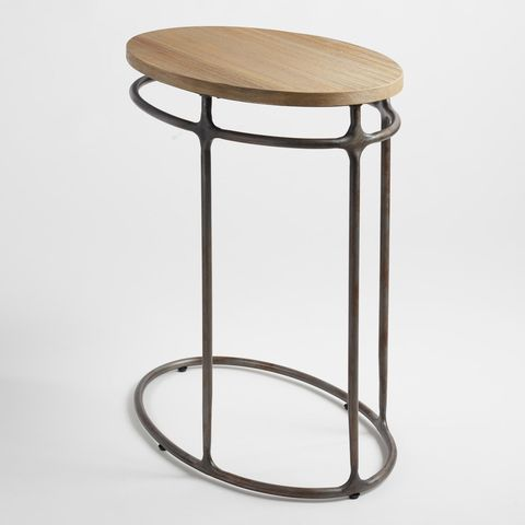 10 Best C Tables For Your Living Room 2018 C Shaped End
