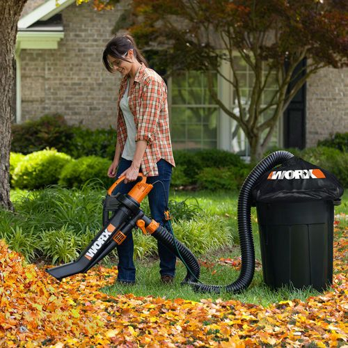 8 Best Leaf Vacuums For Fall 2018
