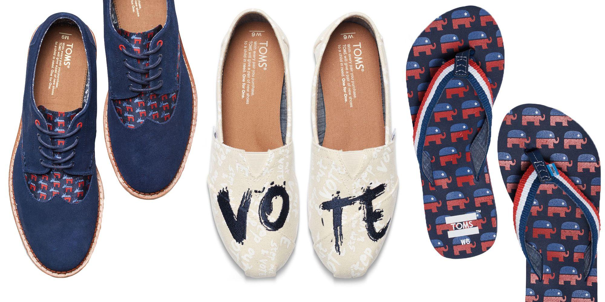 80d79ed1e5e Rock the Vote x TOMS Election Collaboration 2018