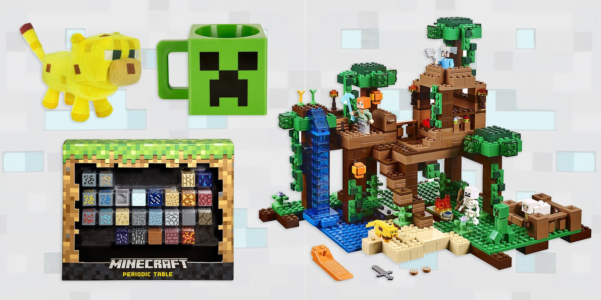 10 Best Minecraft Toys for Kids in 2018 - Minecraft Merchandise ... for All Minecraft Characters  113cpg