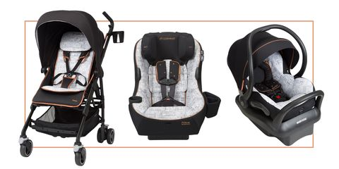 Maxi-Cosi cityscape strollers and car seats