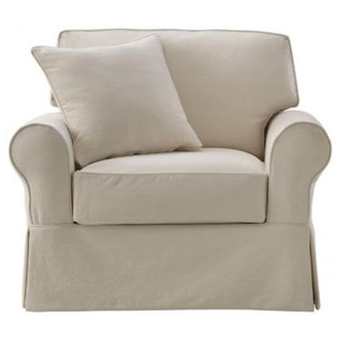 Home Decorators Collection Mayfair Slipcovered Chair