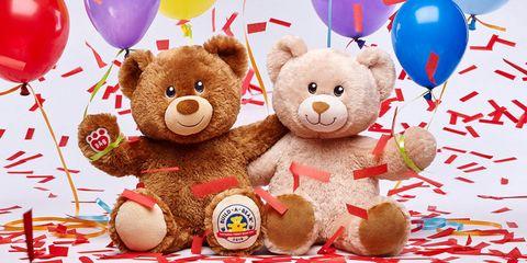 Build a Bear National Teddy Bear Day