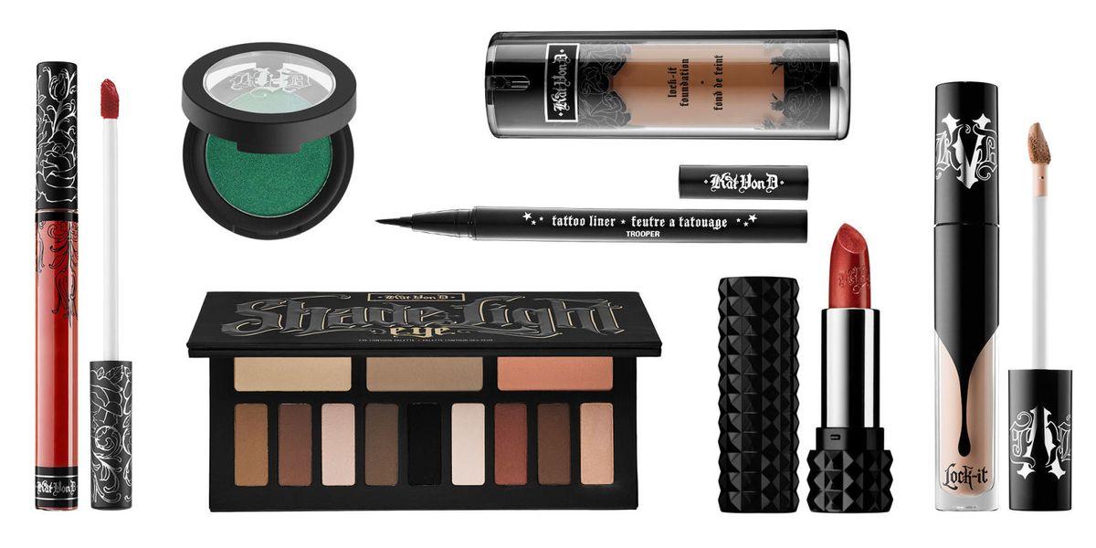 12 Best Kat Von D Makeup Products 2018