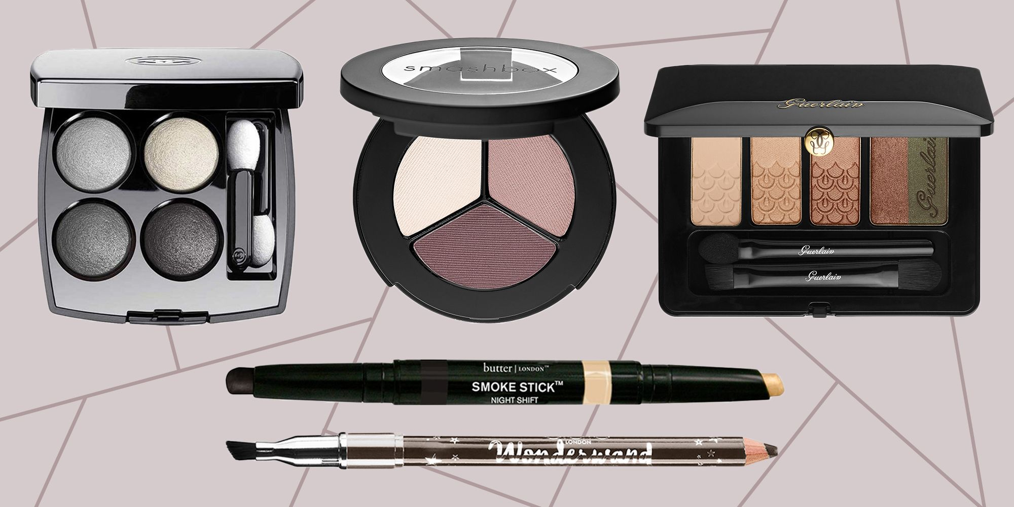 The Best Smokey Eye Makeup For 2018 Smoky Eye Shadow Palettes And