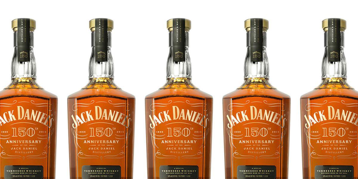 Jack Daniel S Releases A 150th Anniversary Commemorative