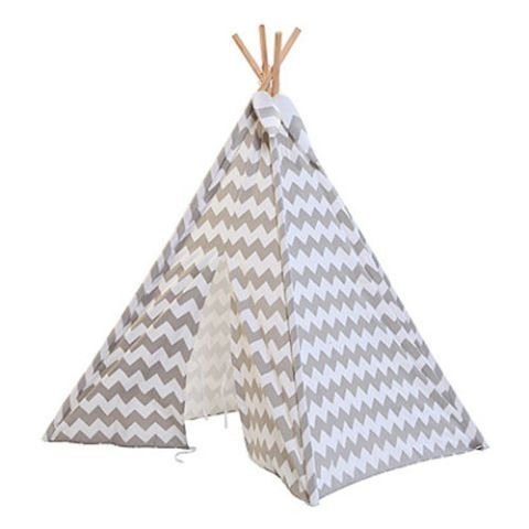 Discovery Kids Canvas Teepee  sc 1 st  BestProducts.com & 10 Best Kids Teepee Tents of 2018 - Totally Cool Play Teepees for Kids