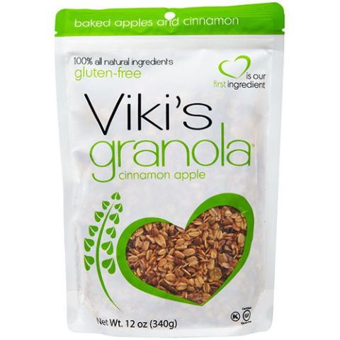 Viki's Apple Cinnamon Granola