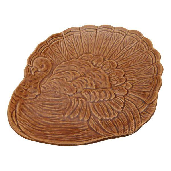 Birch Lane Turkey Dinner Plates  sc 1 st  BestProducts.com & Chic Thanksgiving Dinnerware for Hosting in 2018 - Thanksgiving ...