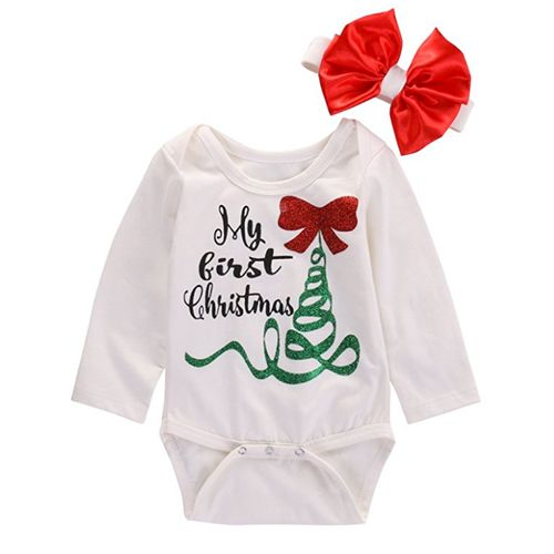 168b68e2c 15+ Best Baby Christmas Outfits for 2018 - Baby Boy & Girl Christmas Outfits