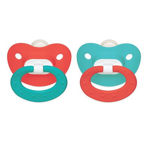 Nuk Juicy Orthodontic Pacifiers