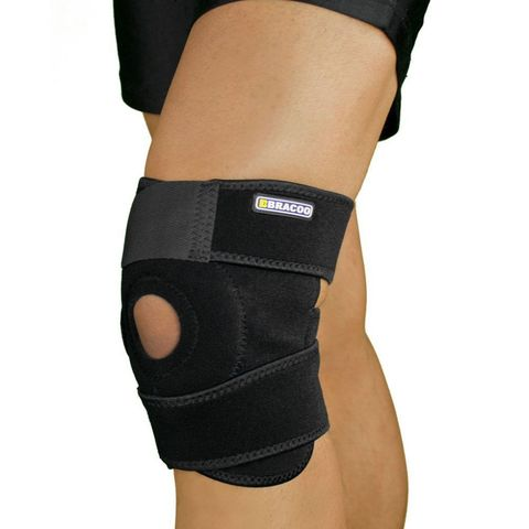 Braco Breathable Neoprene Knee Sleeve