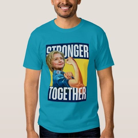 trump hilary shirts